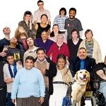 Group of people with learning disabilities