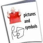 Pictures and symbols